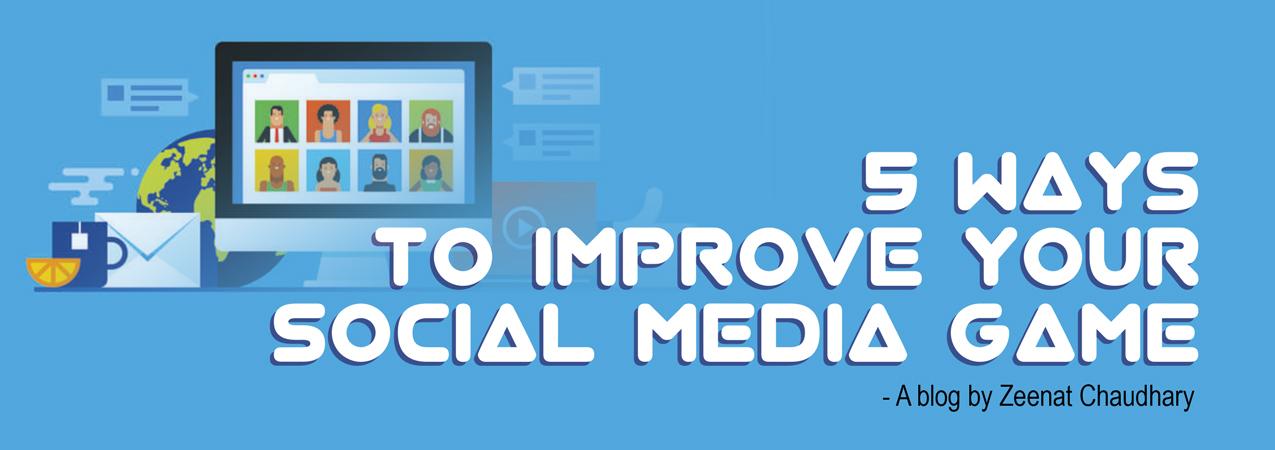 5 Ways To Improve Blog Header